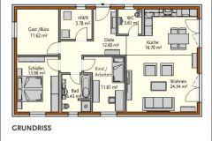 bungalow ihr massives r tzer ziegel element haus. Black Bedroom Furniture Sets. Home Design Ideas